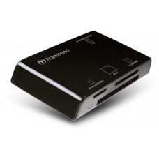 Картридер Transcend P8 Black (TS-RDP8K)