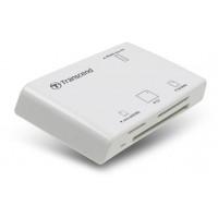 Картридер Transcend P8 White (TS-RDP8W)