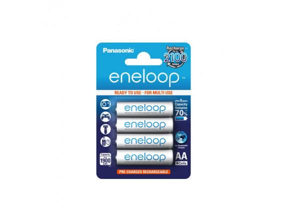 Аккумулятор Panasonic Eneloop АА 1900mAh BK-3MCCE/4BE (4шт.)