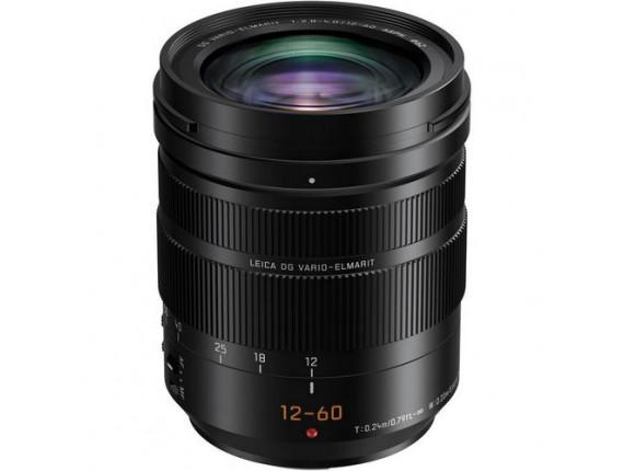 Объектив Panasonic Leica DG Vario-Elmarit 12-60mm f/2.8-4 ASPH. POWER O.I.S. (H-ES12060E)