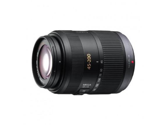Объектив Panasonic 45-200mm f/4-5.6 G Vario MEGA O.I.S. (H-FS045200)