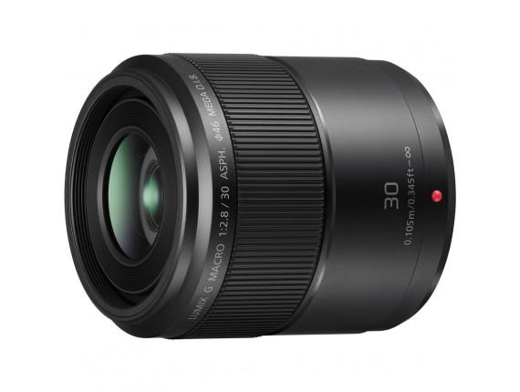Объектив Panasonic LUMIX G MACRO 30mm f/2.8 ASPH. MEGA O.I.S. (H-HS030)