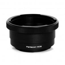 Переходное кольцо JYC для Pentacon Six - Canon EOS