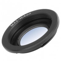 Переходное кольцо JYC для M42 - Nikon (с линзой)