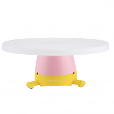 Поворотный стол для предметной съёмки Puluz PU364Y (yellow)