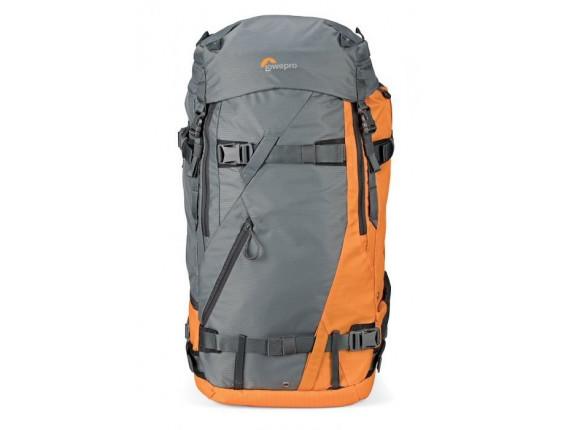 Рюкзак Lowepro Powder Backpack 500 AW Grey/Orange (LP37230-PWW)