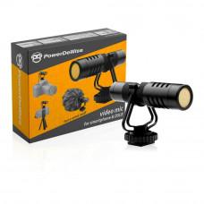 Микрофон Powerdewise VideoMic Kit