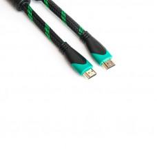 Видeo кабель PowerPlant HDMI - HDMI, 1.5m, 2.0V (KD00AS1250)