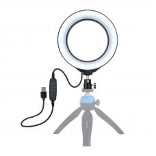 Кольцевой свет Puluz PU378 Ring Light 16см (14W)