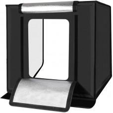 Фотобокс с подсветкой Puluz PU5080EU LED 80x80x80см