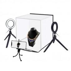 Набор для предметной съёмки Puluz PU5130 (30x30x30см)