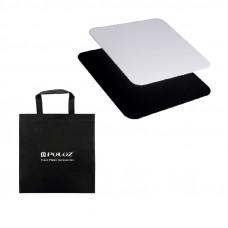 Набор панелей с сумкой Puluz PU5330BW Kit (30x30см)