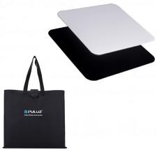 Набор панелей с сумкой Puluz PU5340BW Kit (40x40см)