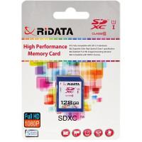 Карта памяти RiData SDXC 128GB Class 10 UHS-I (FF965522)