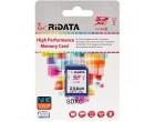 Карта памяти RiData SDXC 256GB Class 10 UHS-I (FF970342)