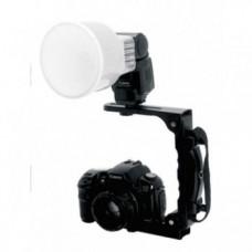 Рукоятка-держатель для фотокамеры и вспышки Weifeng LH-06
