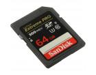 Карта памяти SanDisk SDXC 64GB 4K UHS-II U3 Extreme Pro (SDSDXPK-064G-GN4IN)