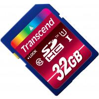 Карта памяти Transcend SDHC 32GB Class 10 UHS-I Ultimate (TS32GSDHC10U1)