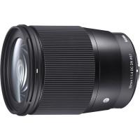 Объектив Sigma 16mm f/1.4 DC DN (Sony E)