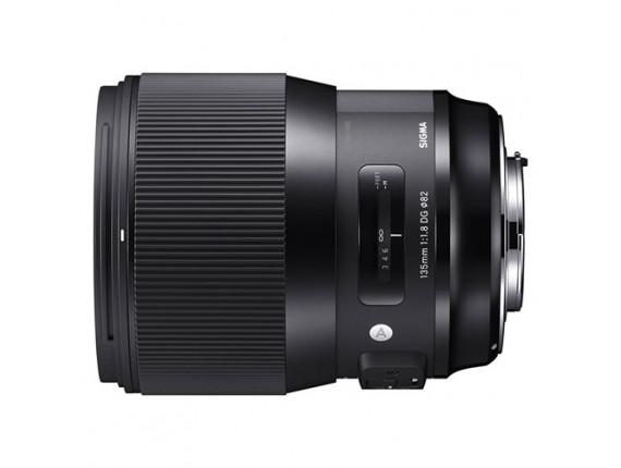 Объектив Sigma 135mm F1.8 DG HSM Art (Canon)