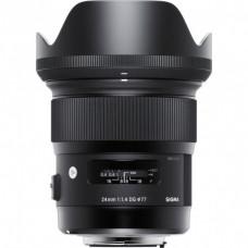 Объектив Sigma 24mm f/1.4 DG HSM Art (Canon)
