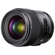 Объектив Sigma AF 35mm f/1.4 DG HSM (Nikon)