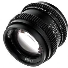 Объектив SLR Magic Cine 50mm f/1.1 FE SLR-5011FE (Sony E)