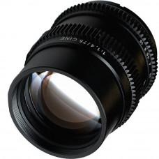 Объектив SLR Magic Cine 75mm f/1.4 FE (Sony E)