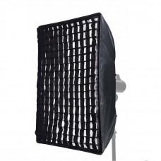 Софтбокс с сотами AccPro SB-6090G (60х90см)