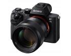 Объектив Sony FE 85mm f/1.8 SEL85F18
