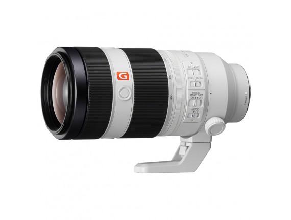 Объектив Sony FE 100-400mm f/4.5-5.6 GM OSS SEL100400GM