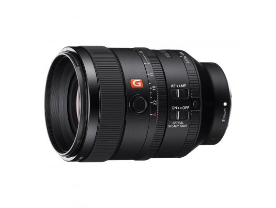 Объектив Sony FE 100mm f/2.8 STF GM OSS SEL100F28GM