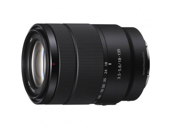 Объектив Sony E 18-135mm f3.5-5.6 OSS SEL18135