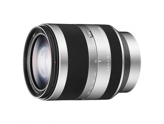 Объектив SONY 18-200mm f/3.5-6.3 Power Zoom NEX