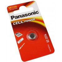 Батарейка Panasonic SR1130 BLI 1 (SR-1130EL/1B)