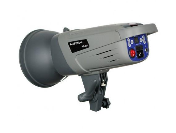 Студийная вспышка Arsenal ARS-300VE