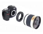 Переходное кольцо JYC для T-mount T2 - Canon EOS