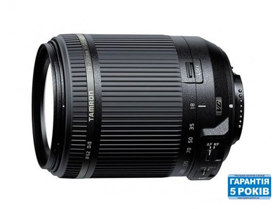 Объектив TAMRON 18-200mm F/3.5-6.3 Di II VC для Canon