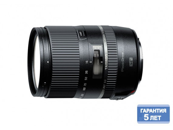 Объектив TAMRON 16-300mm F/3,5-6,3 Di II VC PZD Macro для Nikon