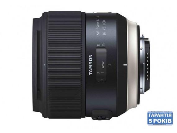 Объектив TAMRON SP 35mm F/1.8 Di USD для Sony