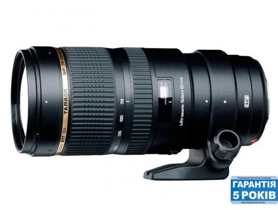Объектив TAMRON SP 70-200mm F/2,8 Di VC USD для Canon
