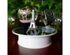 Поворотный стол для предметной съёмки AccPro TBD-1604 mirror (30см)