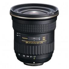 Объектив Tokina AT-X 17-35mm F4 PRO FX (Canon)