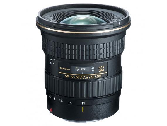 Объектив Tokina AT-X PRO DX 11-20mm f/2.8 (Canon)