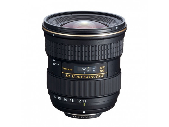 Объектив Tokina AT-X PRO DX II 11-16mm f/2.8 (Sony)