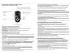 Пульт Tolifo WRC 2.4G (для PT-15/30BII, GK-600/900/1024)