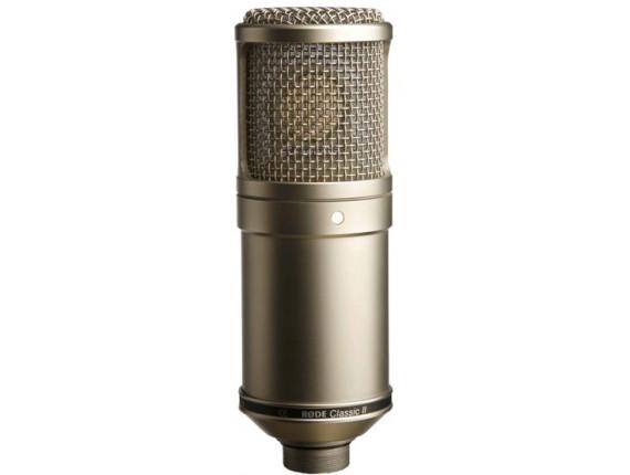 Студийный ламповый микрофон Rode Classic II