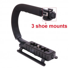 Ручка держатель тройной Ulanzi U-Grip Triple Mount