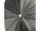 Фотозонт Visico AU170-C (180см) White/Black параболический