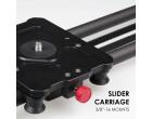 Слайдер Visico CA-100Pro Flywheel slider